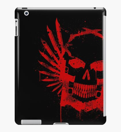 Remnants of War iPad Case/Skin