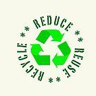 Reduce, Reuse, Recycle by Sajeev C Pillai