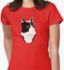Regal Tuxedo Kitty T-Shirt