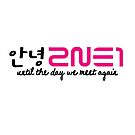 2NE1 Annyeong by revsoulx3
