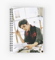 SVT joshua Spiral Notebook