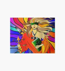 CM8313 - The Goddess Themis Justice Art Board