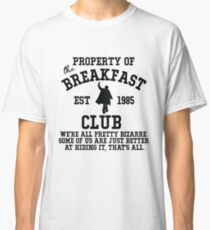 Der Frühstücks-Club Classic T-Shirt
