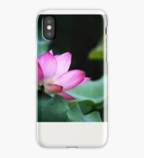 Water Lily by Winnie iPhone Case