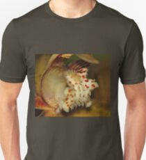 Orchid in Super Macro Unisex T-Shirt