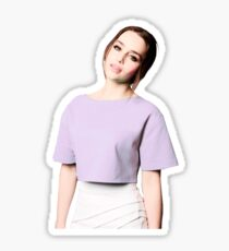 Celebrity: Emilia Clarke (Sticker) Sticker