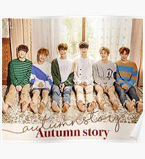 ASTRO autumn story Poster