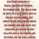 The Lord's Prayer by EloiseArt