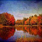 Autumnal Love Affair by PineSinger