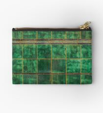 Old Green Tiles Studio Pouch