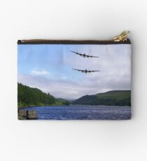 Bombers at the Dam  Studio Pouch