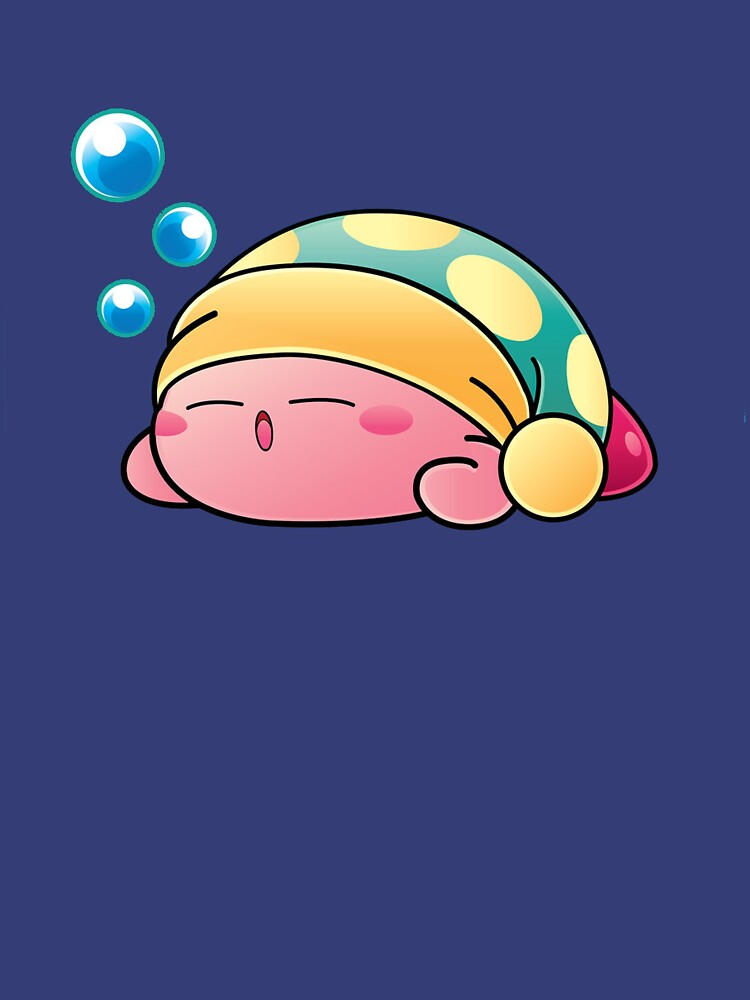 Sleeping Kirby | Unisex T-Shirt