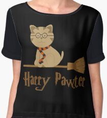 Harry Pawter Chiffon Top