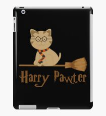 Harry Pawter iPad Case/Skin