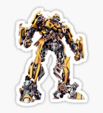 transformers 5 Sticker