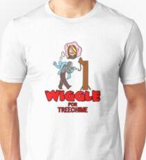 #WiggleForChimey Unisex T-Shirt