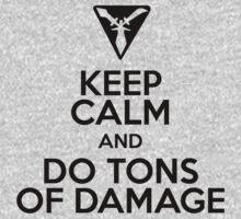 Do Tons of Damage Shirt | Unisex T-Shirt