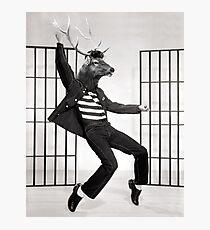 Elkis Presley Photographic Print