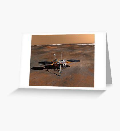 Phoenix Mars Lander Grußkarte
