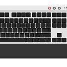 Mechanical Keyboard -k70 by happiyi