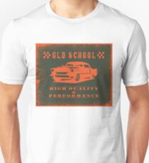 Old School-Background T-Shirt