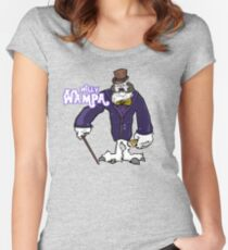 Willy Wampa Women's Fitted Scoop T-Shirt