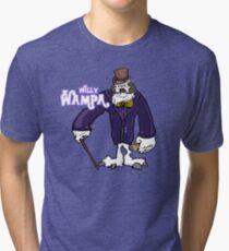 Willy Wampa Tri-blend T-Shirt
