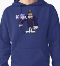 Willy Wampa Pullover Hoodie