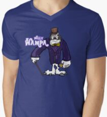 Willy Wampa Mens V-Neck T-Shirt