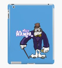 Willy Wampa iPad Case/Skin