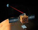 Mars Telekommunikation Orbiter von StocktrekImages