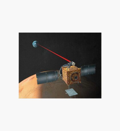 Mars Telekommunikation Orbiter Galeriedruck