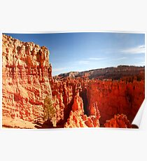 Bryce Canyon, National Park, Utah, USA Poster