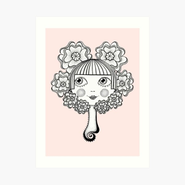 Who's The Fairest of Them All Art Print