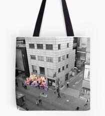 Warm Store - Selective colour Tote Bag