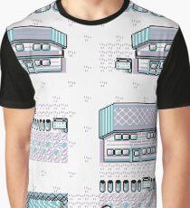 PkMn - Pallet Town Graphic T-Shirt