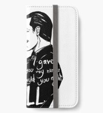 Call Me  iPhone Wallet/Case/Skin