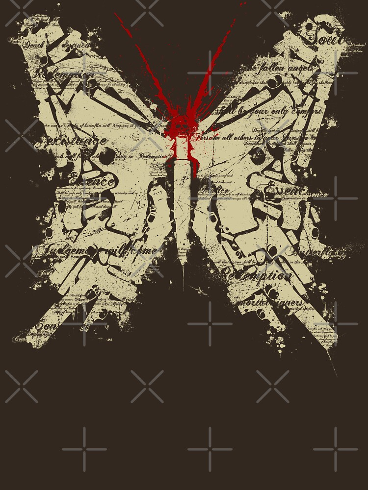 Deadly Species - Butterfly | Women's T-Shirt