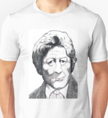 Jon Pertwee - Dr Who T-Shirt