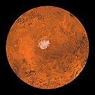 Mare Australe Region des Mars. von StocktrekImages