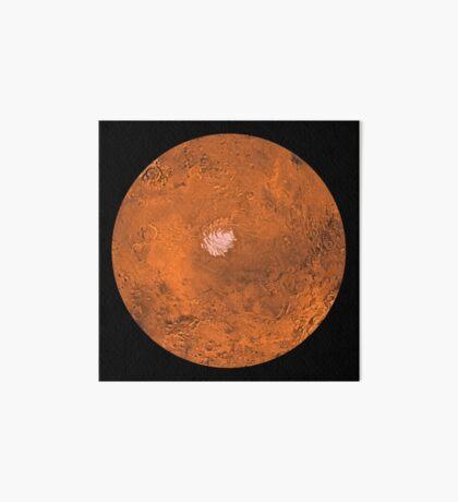 Mare Australe Region des Mars. Galeriedruck