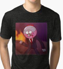 Badass Benson Tri-blend T-Shirt