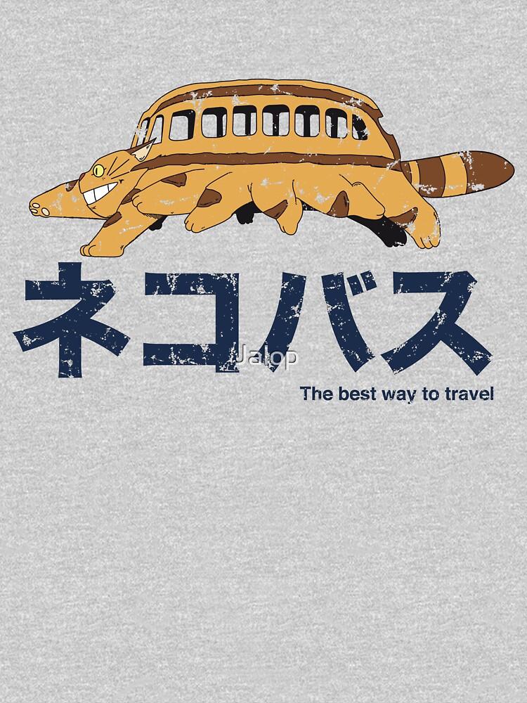 Nekobus retro | Unisex T-Shirt
