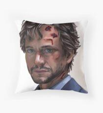 Will Graham Throw Pillow