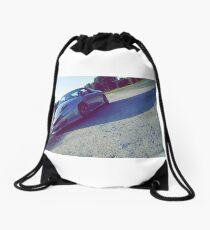 My Sports Car Drawstring Bag