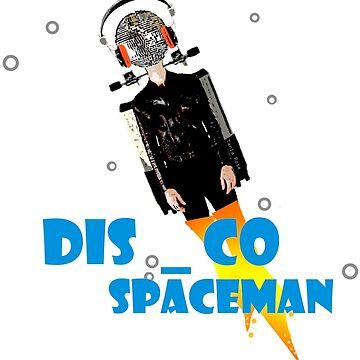 Dis_co Spaceman by TaniaRose