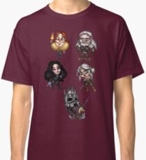 The Witcher  Classic T-Shirt