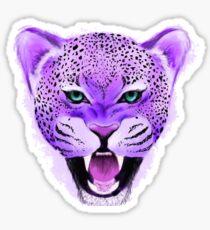 Roaring Leo Sticker