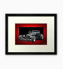 1927 Ford 'Track T' Roadster Framed Print