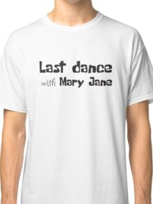 tom petty rocker rock n roll lyrics weed t shirts Classic T-Shirt